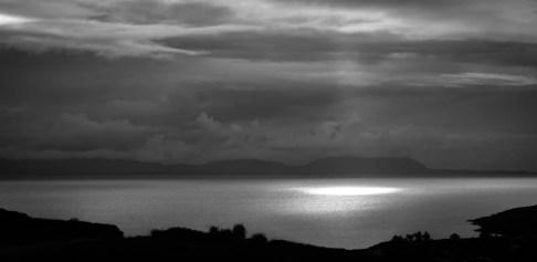 Illumination sur la mer