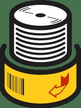 Digital Data Icon