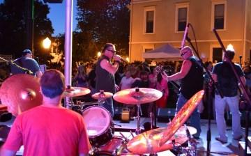 2012 TGIF Summer Concert Series
