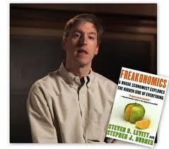 Steve Levitt Freakonomics
