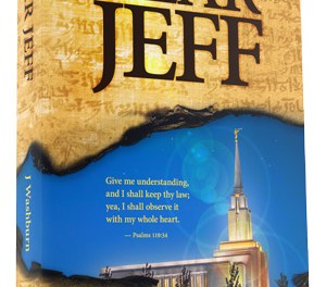 DEAR JEFF: Straightforward LDS Temple Prep (99¢ SALE and a FREE PRINT)