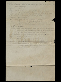 Williams, deed wrapper (verso)