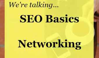 Morning Business Chat. Confused about SEO? Networking and Snapchat