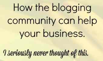 Have you  thought about using the blogging community to promote your products?