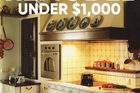 8 diy tips for kitchen remodel ideas under 1000 ?x38911