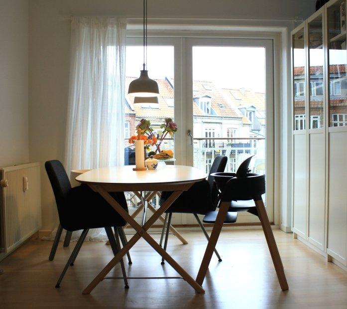 Morogmor blog - Lejlighed i Aarhus