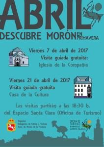 "VISITA. ""Descubre Morón en Primavera"". Casa de la Cultura. 21 de abril @ Casa de la Cultura  | Morón de la Frontera | Andalucía | España"
