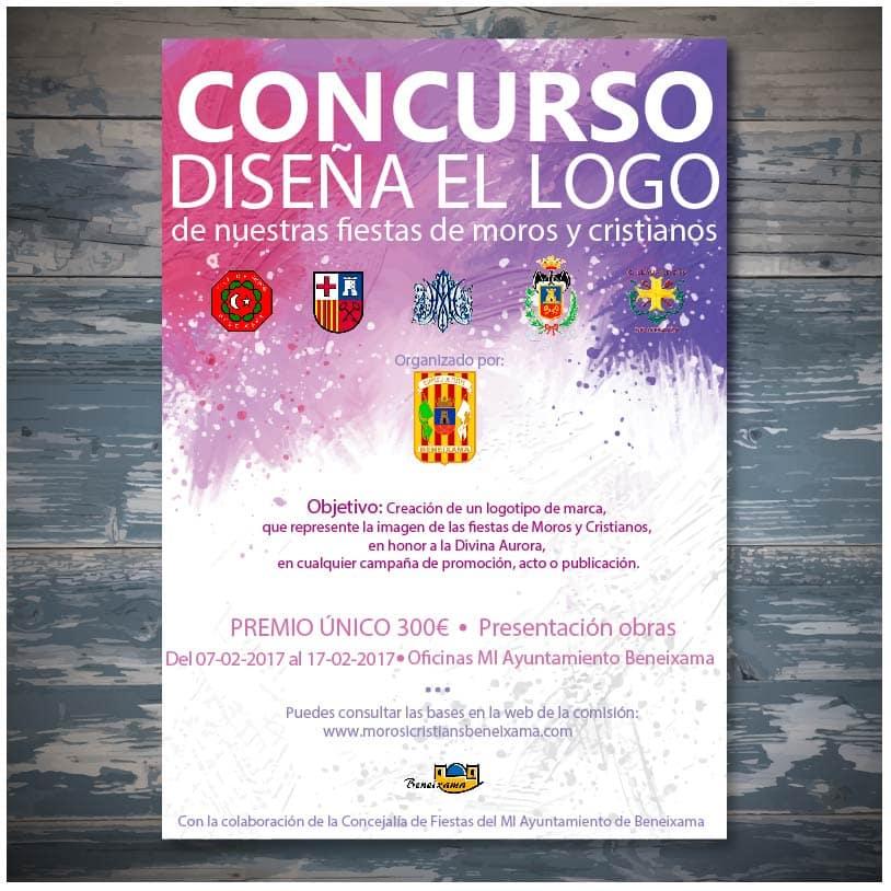 Bases Concurso LOGO FIESTAS