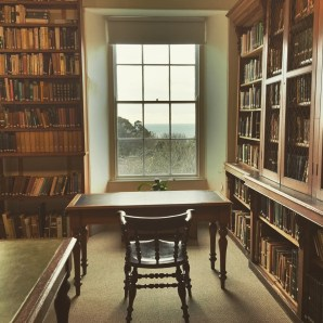 A place to study with one of the best views in Penzance