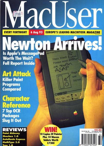 MacUser 1993