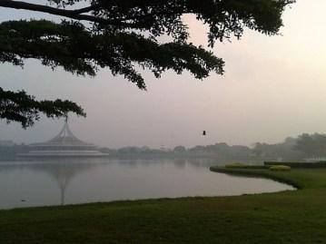 Rama IX Park, Bangkok