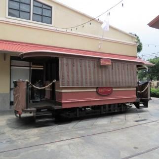 Tramway at Asiatique, Bangkok