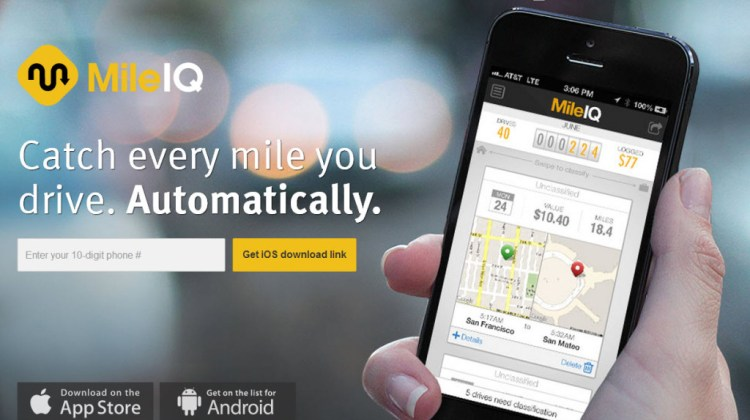 Tech Tools Tuesday: MileIQ Helps You Track Mileage Tax Deductions