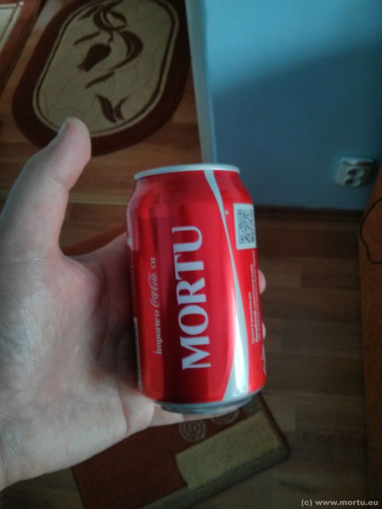 Coca Cola Mortu