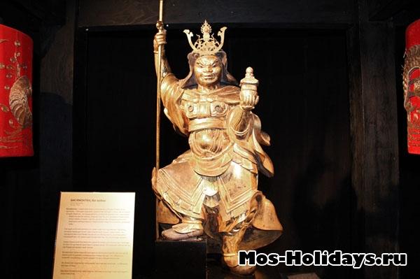 Бисямонтен - бог войны, Самураи Art of War
