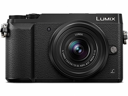 panasonic lumix gx85 body 4k mirrorless camera 16 megapixles 3 inch tilting touch lcd