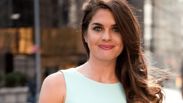 Hope Hicks Styling Donald Trump Mosnar Communications main 2