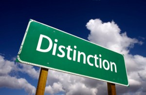Blogging For Distinction