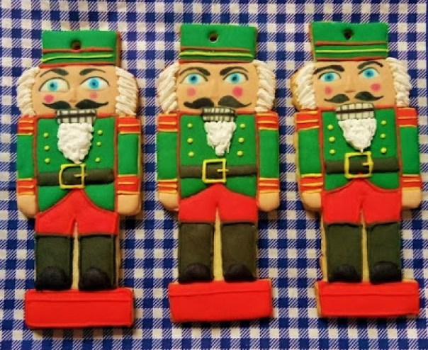 Christmas cookie ideas, Christmas nutcrackers, nutcrackers