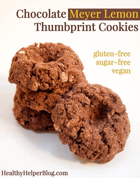 cookie recipes, gluten free cookies