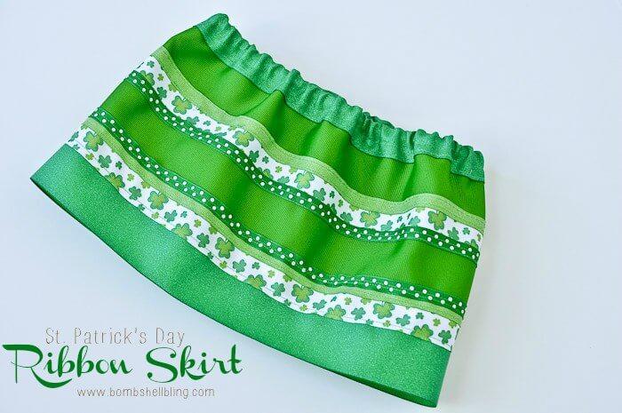 free patterns, St. Patrick's Day Skirt ideas