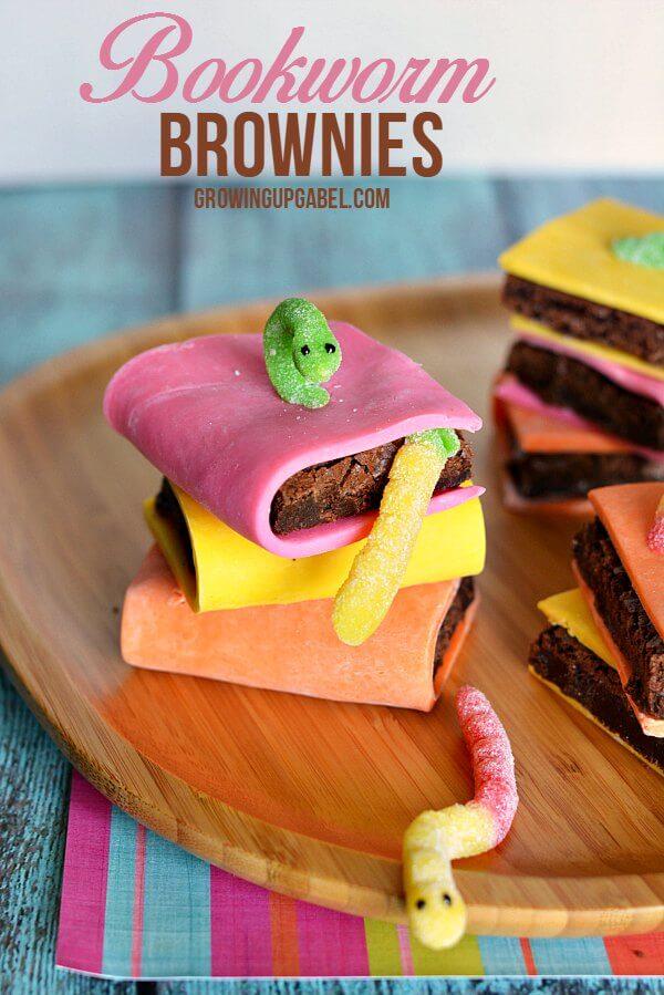 brownie recipes, back to school ideas, lunch box ideas