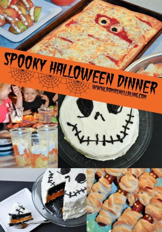 Halloween Dinner Ideas