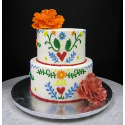 Small Crop Of Mexican Wedding Cake