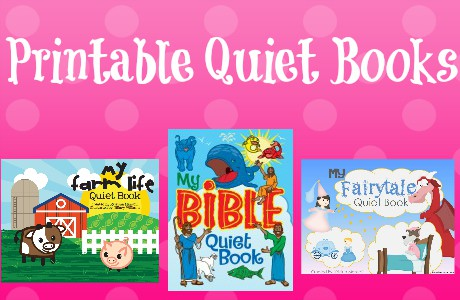 printable quiet book pattern