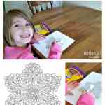 These free Geopattern printables are wonderful for kids (and adults)!