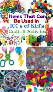 Your life as a mother will change once you have the right kid's craft supplies on hand