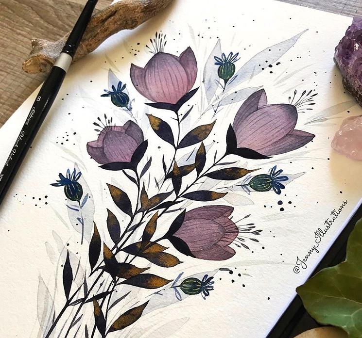 jenny-illustrations-bouquet-fleurs