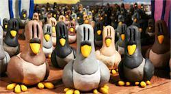 pigeon pilfer