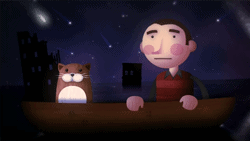 man_and_cat