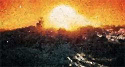 western-sunrise