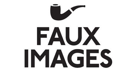 faux images logo