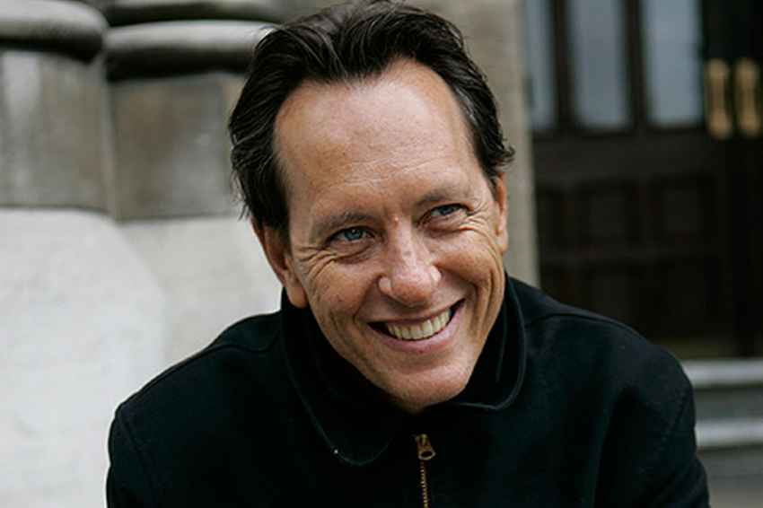 Actor Richard E. Grant