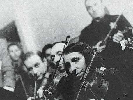 Kovno Ghetto orchestra George Kadish : Zvi Kadushin : U