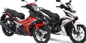 Kompare Honda Supra GTR 150 Vs Yamaha MX King 150, Harga selisih 1 Jutaan, Pilih mana hayo??