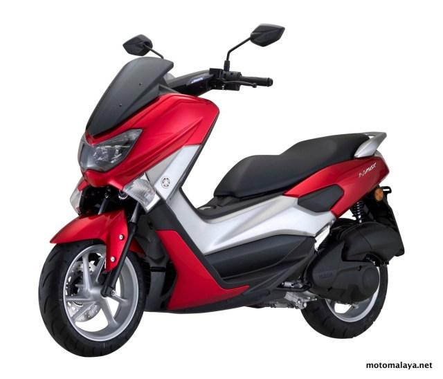 2016-Yamaha-NMax-Malaysia-Red-007
