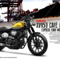 Bolt Cafe Racer