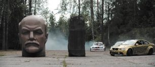 (VIDEO) Drifting In a Soviet Missile Base