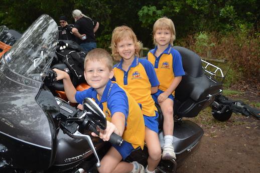 Harley-Davidson museum children
