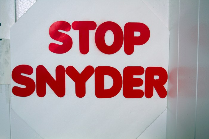 Campaign to recall Gov. Snyder falls far short, but gets new life