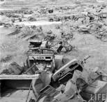 Jeep Willys MB Ford GPW Salvage Yard Okinawa 1949 B