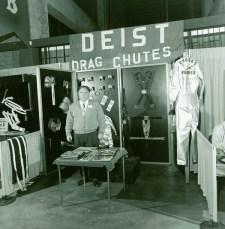 1967 SEMA Show Dodgers Stadium Deist Drag Clutches