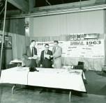 1967 SEMA Show Dodgers Stadium