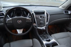 2012 Cadillac SRX Interior