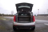 2012 Cadillac SRX Open Tailgate