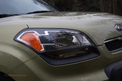 2011 Kia Soul Headlight